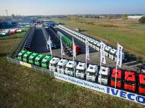 Surface de vente Iveco Poland Sp. z o. o. Used Truck Center