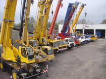 Surface de vente IMC International Mobile Cranes GmbH
