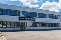 Surface de vente MAN Truck & Bus Deutschland GmbH