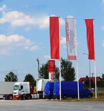 Surface de vente Signella Trucks Sp. z o.o.
