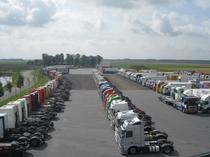 Surface de vente Hulleman Trucks B.V.