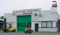 Surface de vente Handelsonerneming Alfons Hanter