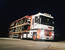 Surface de vente Ve-Trucks