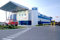 Surface de vente TB Truck & Trailer Serwis Sp. z o.o.