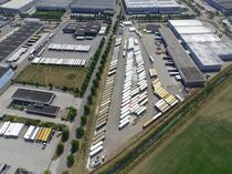 Surface de vente Cargobull Trailer Store Venlo