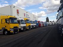 Surface de vente Trade & Export by VOLVO Group Trucks Lyon