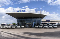 Surface de vente IVECO - MC MADRID