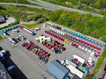 Surface de vente Scania Danmark A/S