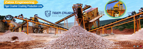Surface de vente Shanghai Tiger Crusher Mining Machinery Co., Ltd.