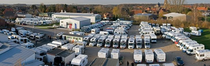 Surface de vente DUMO Reisemobile