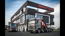 Surface de vente Geurts Trucks B.V.