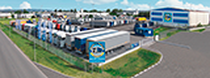 Surface de vente WALTER LEASING GmbH