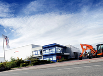 Surface de vente Kiesel Worldwide Machinery GmbH