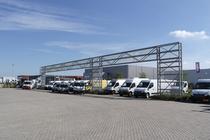 Surface de vente Volvo Group Truck Center B.V.