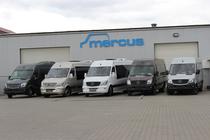 Surface de vente MERCUS-BUS